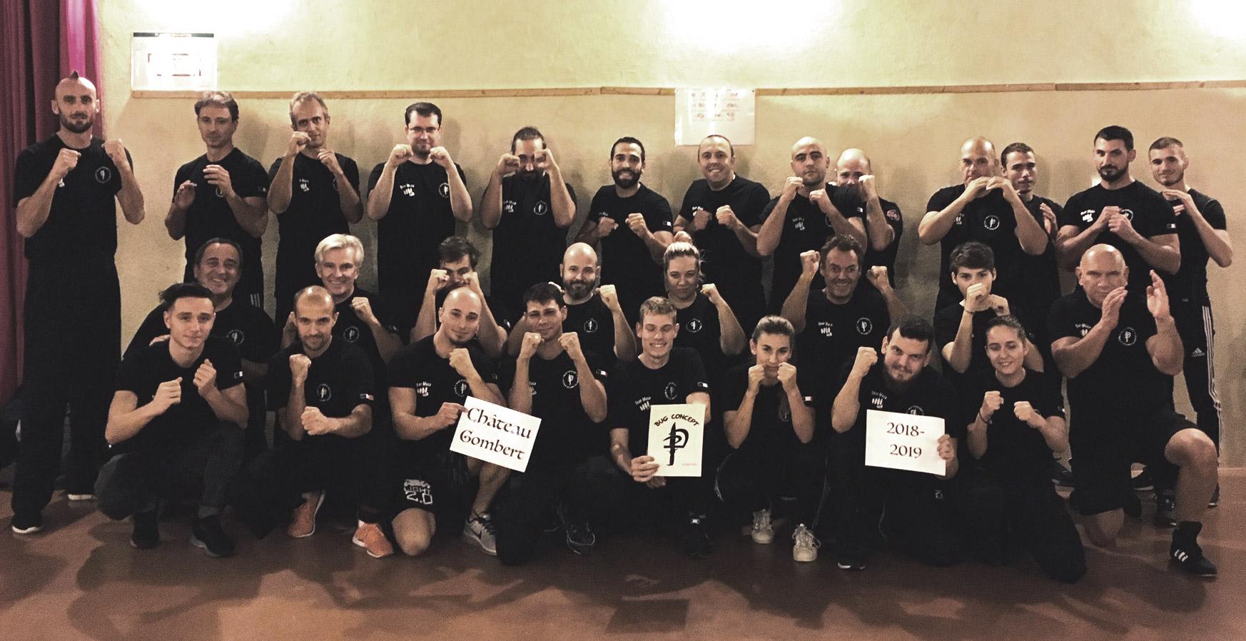 Cours de Krav Maga à Marseille - Salle Polyvalente - Ecole Saint Matthieu (13ème)
